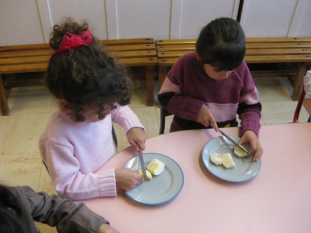 Ma classe maternelle 2009 2010 archives du blog la recette de la tarte aux pommes - Couper morceau mp3 en ligne ...